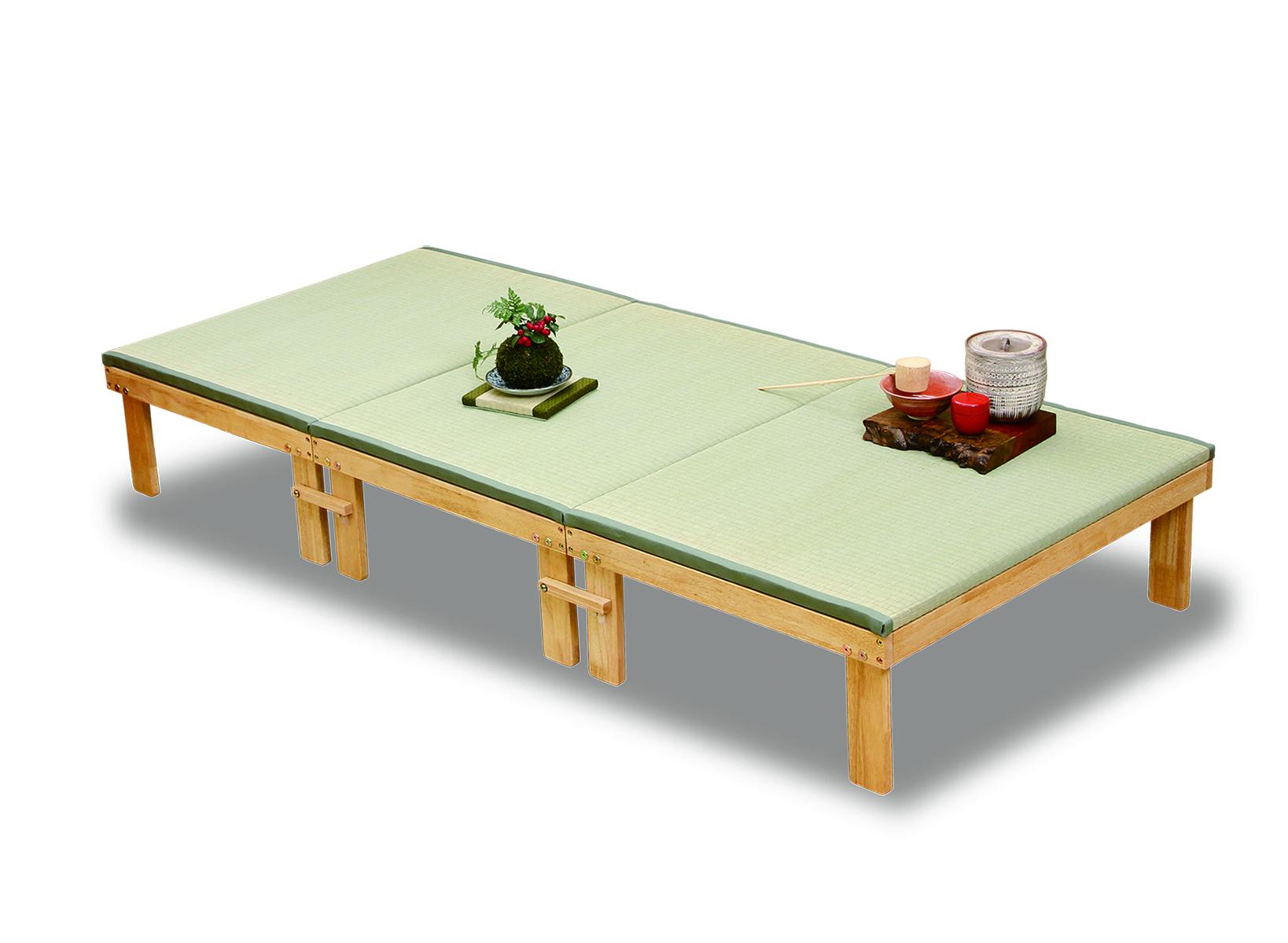 [NK-2190]畳ベッド3分割タイプ