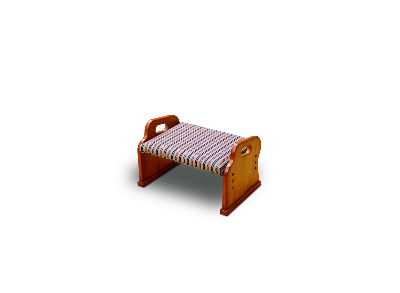 [NK-2035]取っ手付き楽座椅子