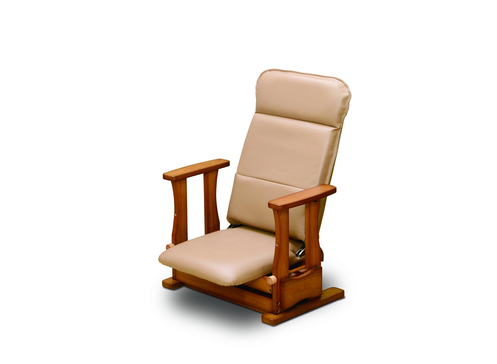 [NK-2024]起立補助椅子 ロータイプDX